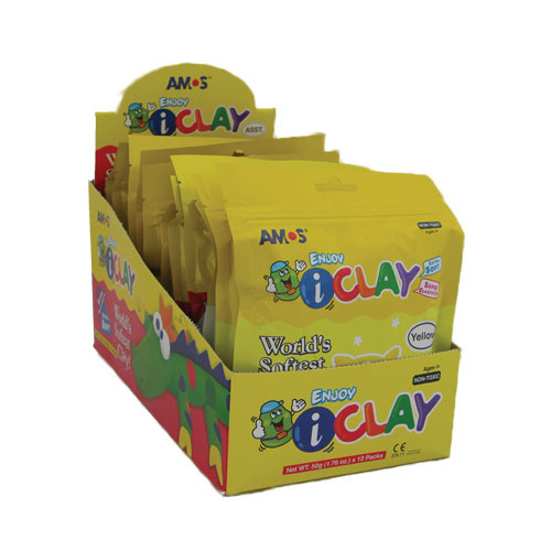 AMOS - Iclay Display Box  (assorted colours)