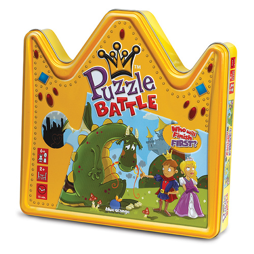 Puzzle Battle - Dragon & Prince
