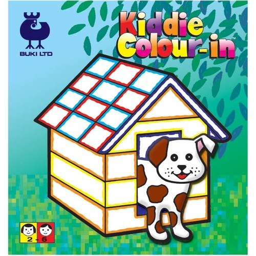 Kiddie Colour In