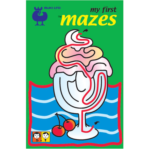 My First Mazes 2
