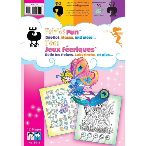 Buki Fairies - Fairies Fun