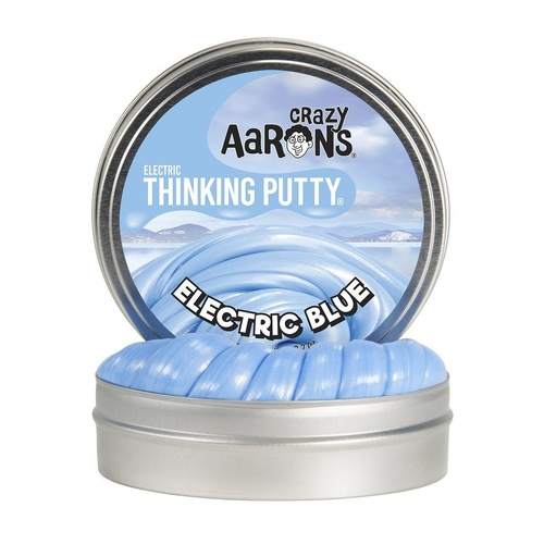 "Electric Blue | Electric Thinking Putty 2"" Tin"