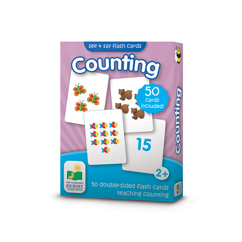 Flashcards - Counting