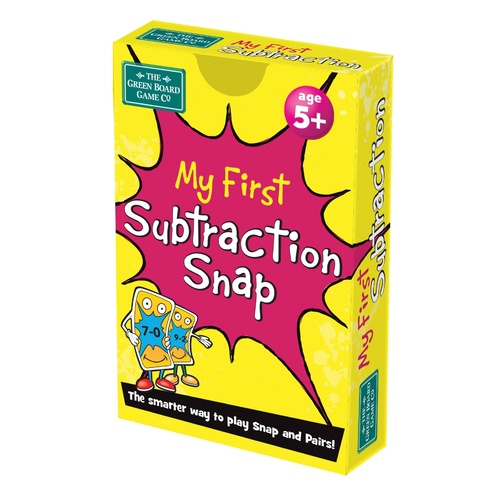 1st Subtraction Snap