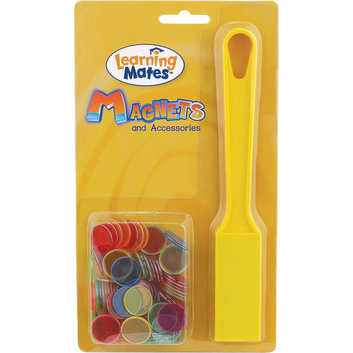 "Magnetic Wand 8"" plus 100 Chips"