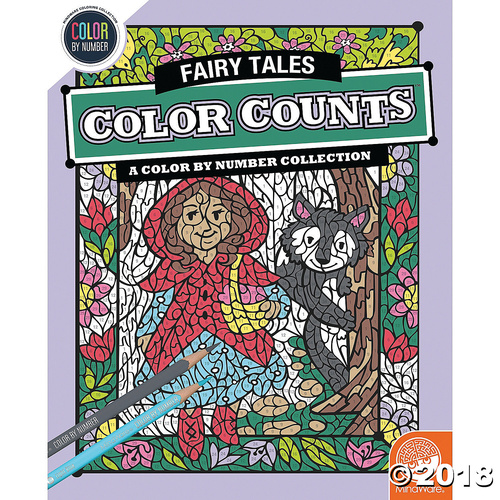 Colour Counts: Fairy Tales