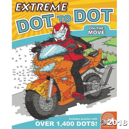 Extreme Dot to Dot: On the Move