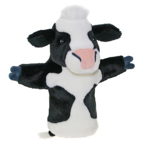 Cow - Hand Puppet