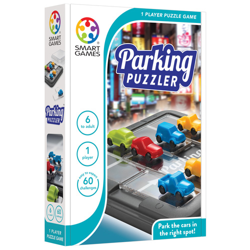 Parking Puzzler - Smart Games