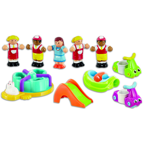 Playground set - 10 Pcs