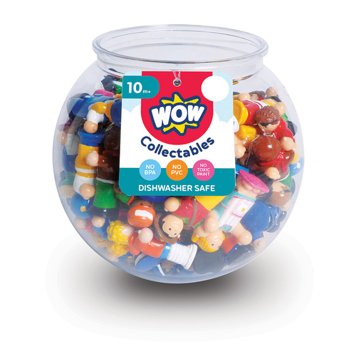 WOW Figure Bowl - 80 pcs
